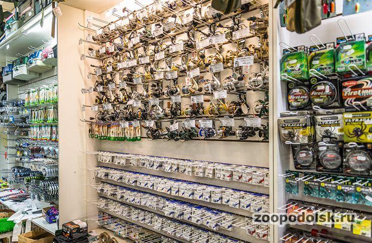 Академия рыбалки подольск каталог